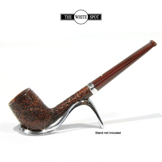 Alfred Dunhill White Spot   Cumberland Briar Pipe   3110 (Crosby - 002)