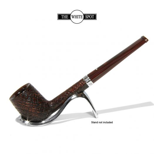 Alfred Dunhill White Spot   Cumberland Briar Pipe   3110 (Crosby)