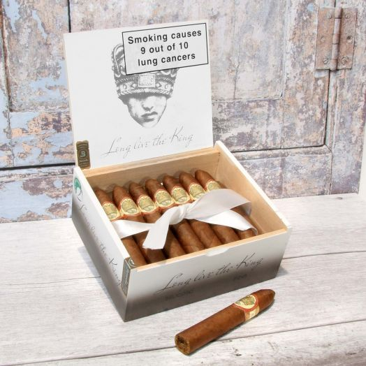 Caldwell | Long Live The King | Belicosos | Box 24 cigars