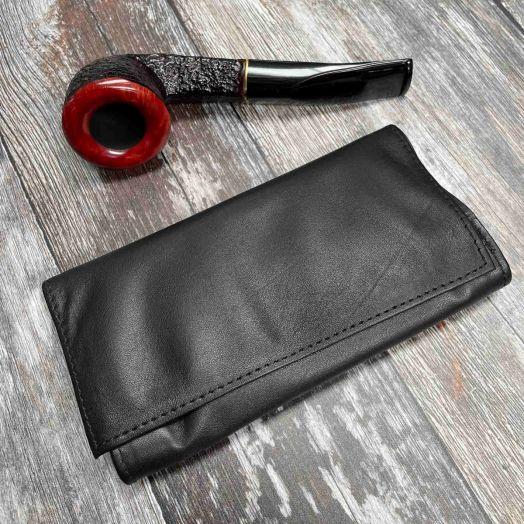 Dr. Plumb | Non Peccary Roll-up Pipe Tobacco Pouch | 2803