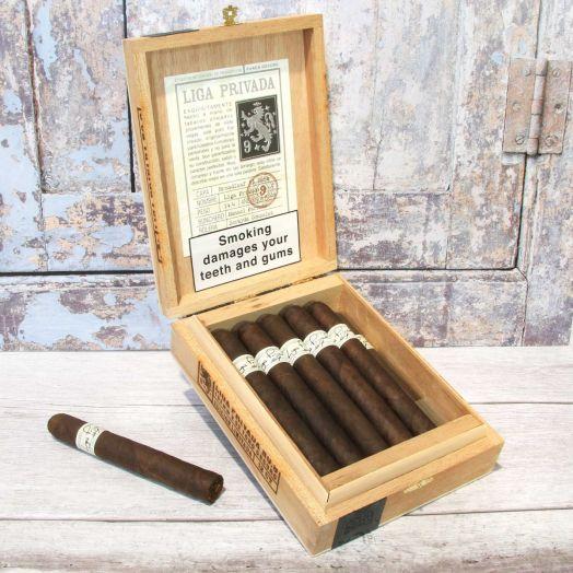 Drew Estate | Liga Privada No 9 Toro Especial Cigar| Box 12