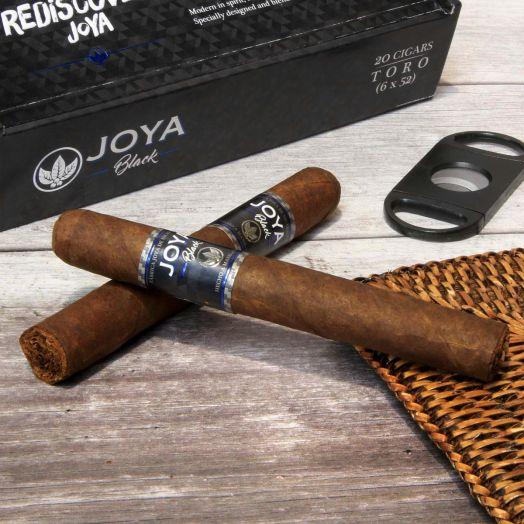 Single   Joya de Nicaragua   Black Toro Cigar