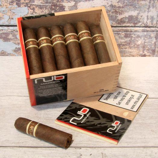 Box of 24   Nub   Maduro 460 Cigar