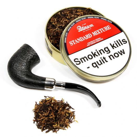 Peterson | Standard Mixture Pipe Tobacco | 50g Tin